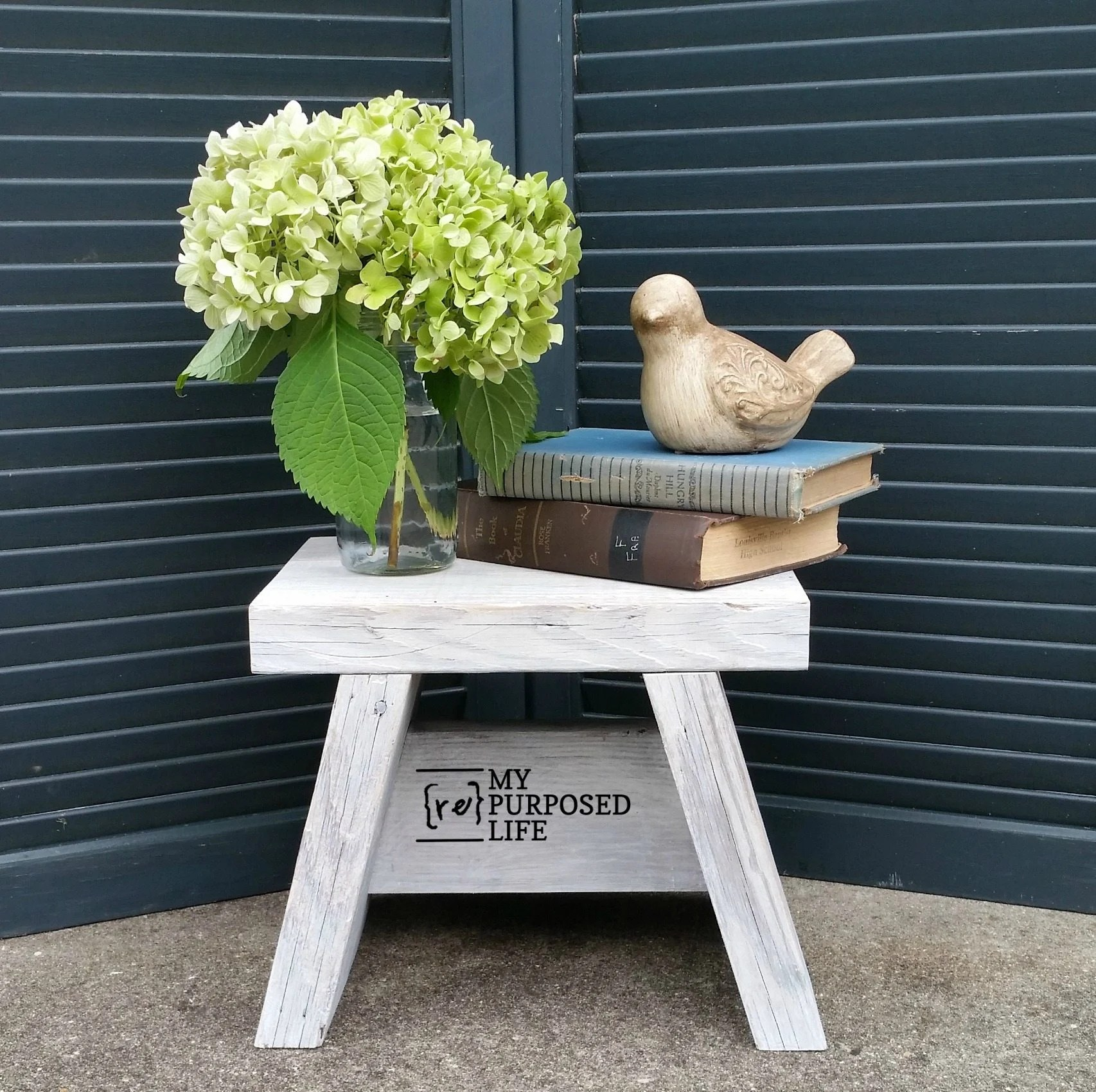 6 Simple Steps To Make Your Small Kitchen Work: Easy One Board Project - My Repurposed