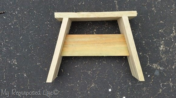 prototype for small step stool