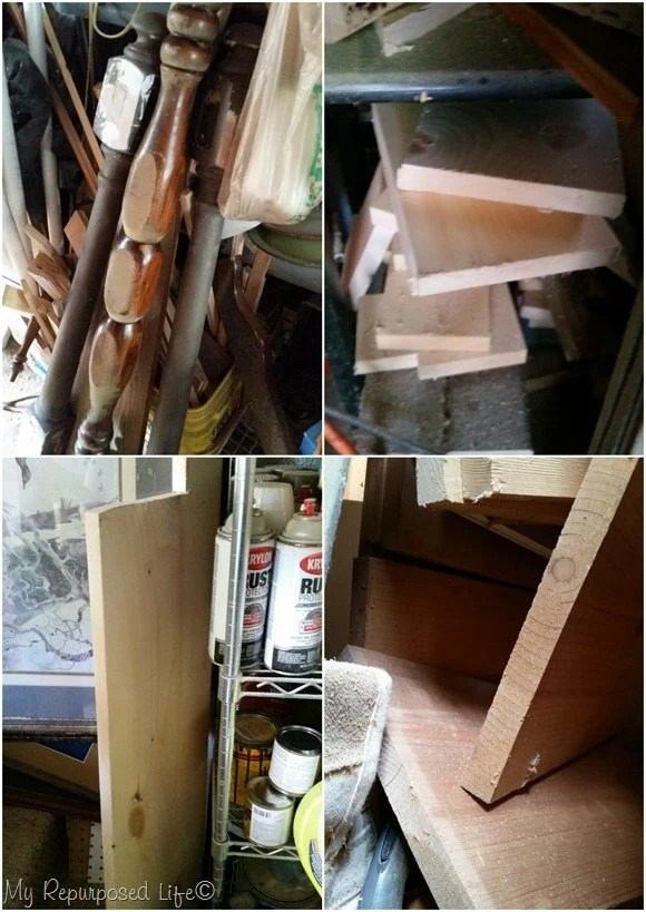 scraps make a table