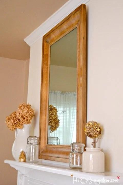 remove-veneer-DIY-faux-vintage-wood-frame-mirror-H2OBungalow-