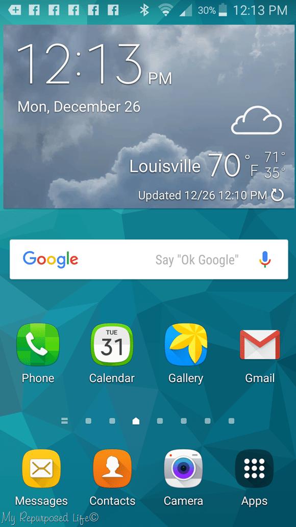 76 degrees in december
