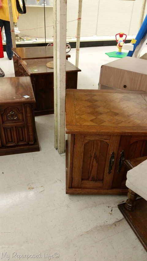 furniture items