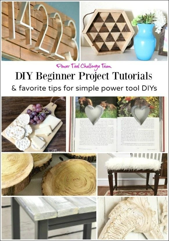Power Tool Challenge Team Favorite Tool Projects