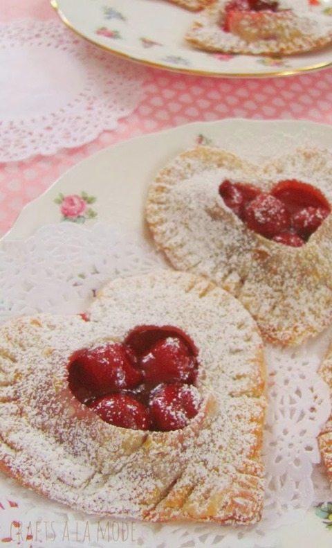 Sweet Little Cherry Pies