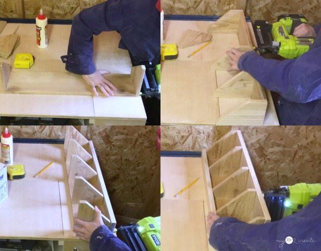 building divider box