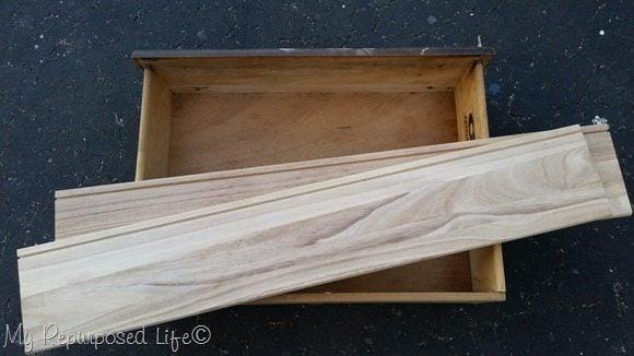 old drawer sides