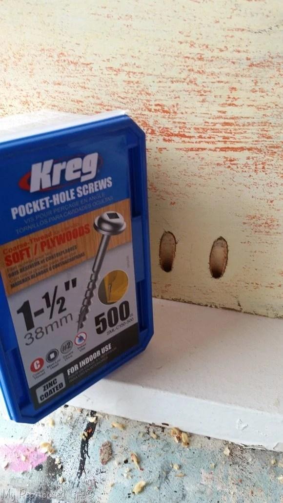 pocket hole screws