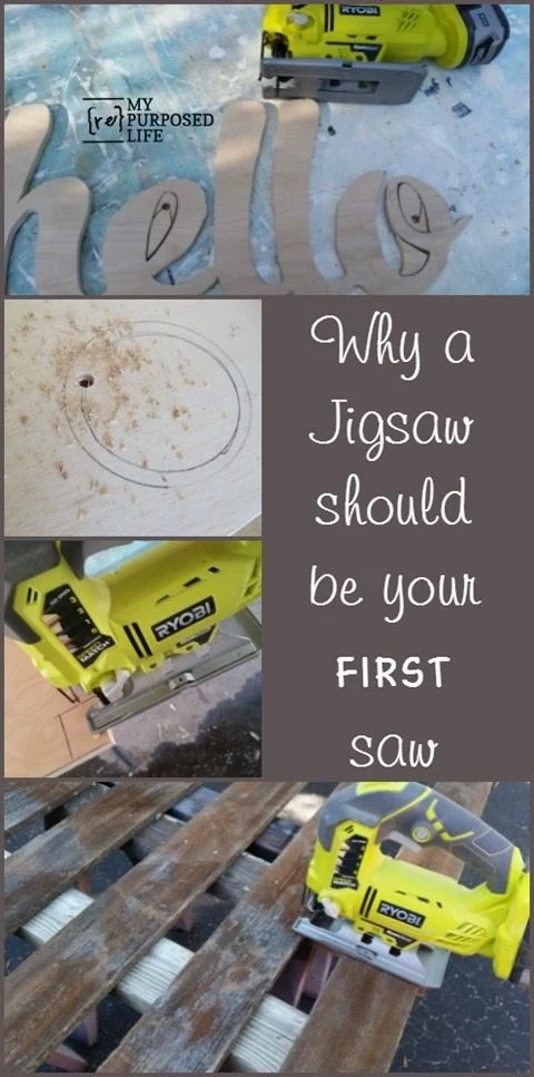 why a jigsaw should be your first saw MyRepurposedLife.com