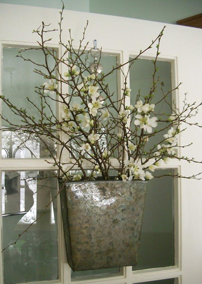 almost spring decor