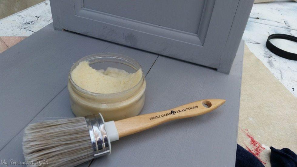 htp clear wax