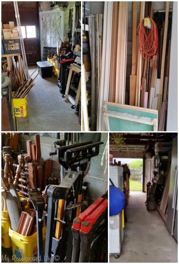 wood shop organization ideas for one car garage