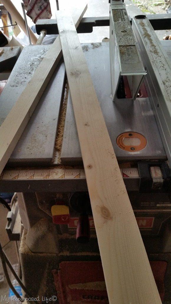 rip 1x boards