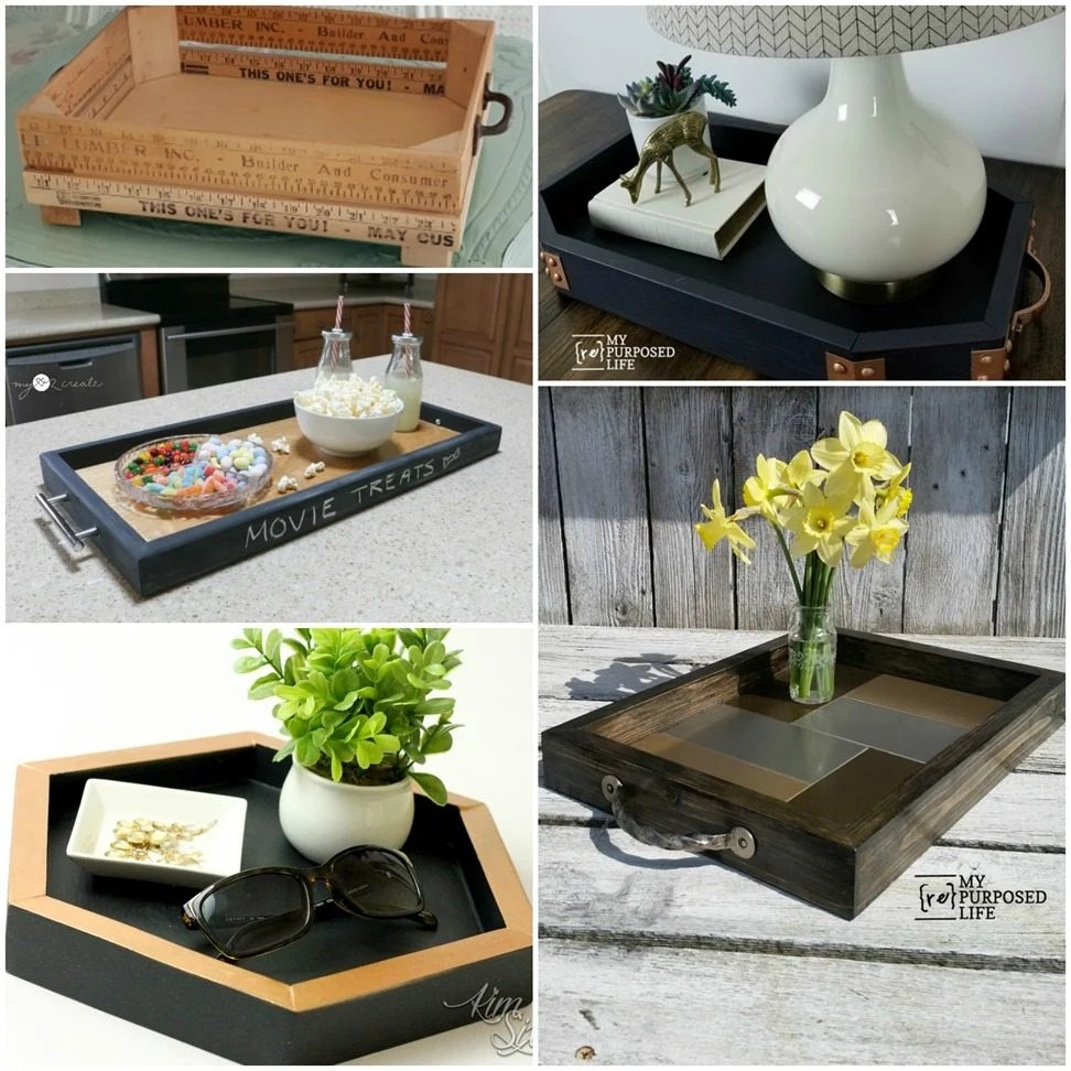 Build Your Own Tray