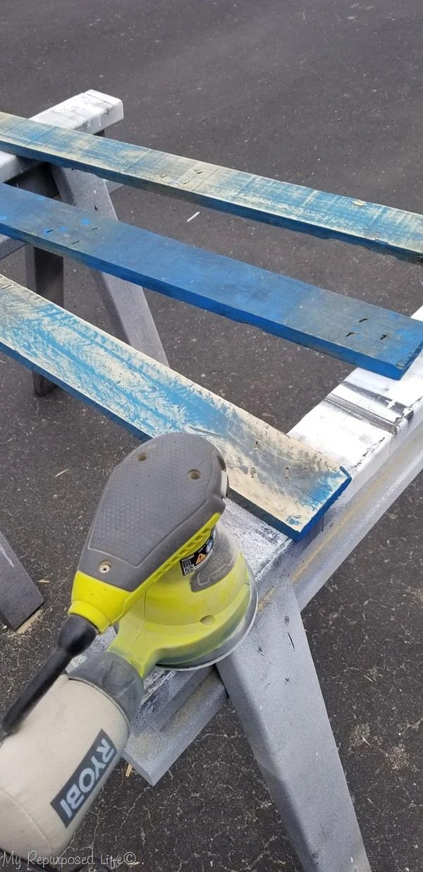 sand pallet boards
