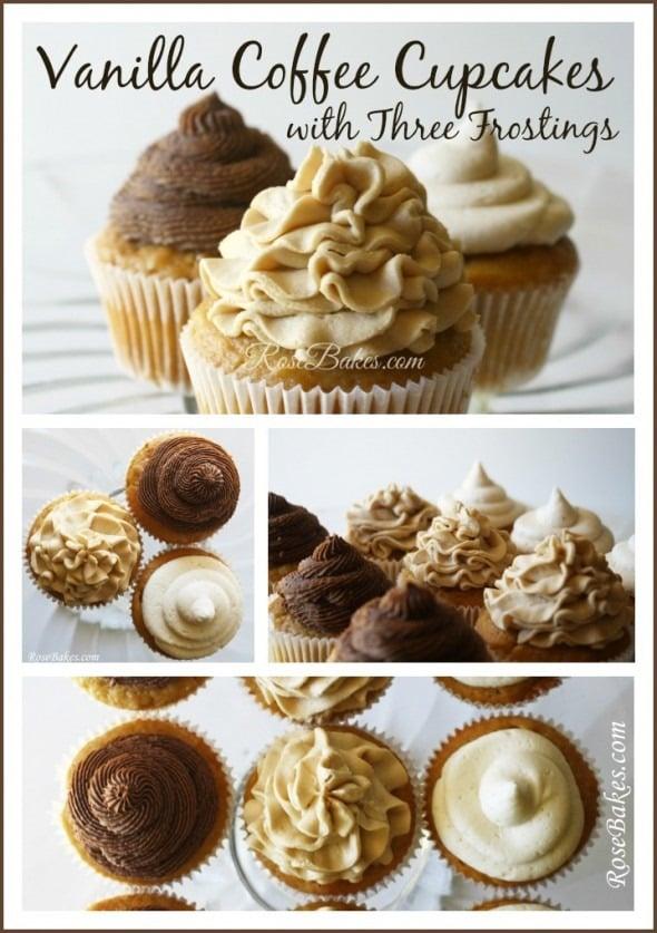 Vanilla-Coffee-Cupcakes