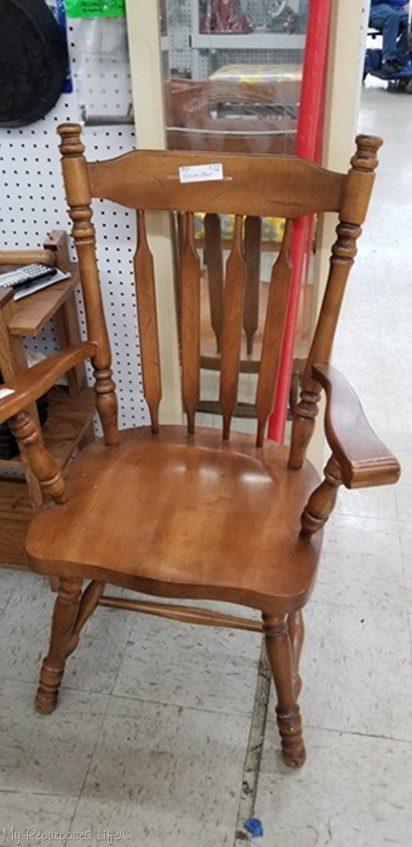 ten dollar dining chair