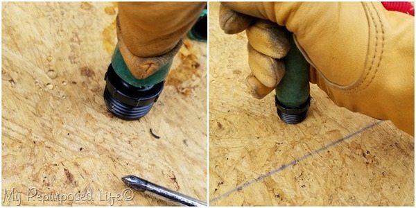 insert repair hose fitting