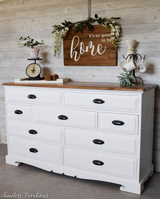 Farmhouse Dresser
