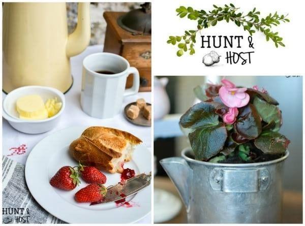 last week at Hunt & Host