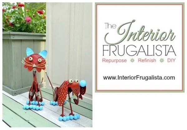 last week at Interior Frugalista