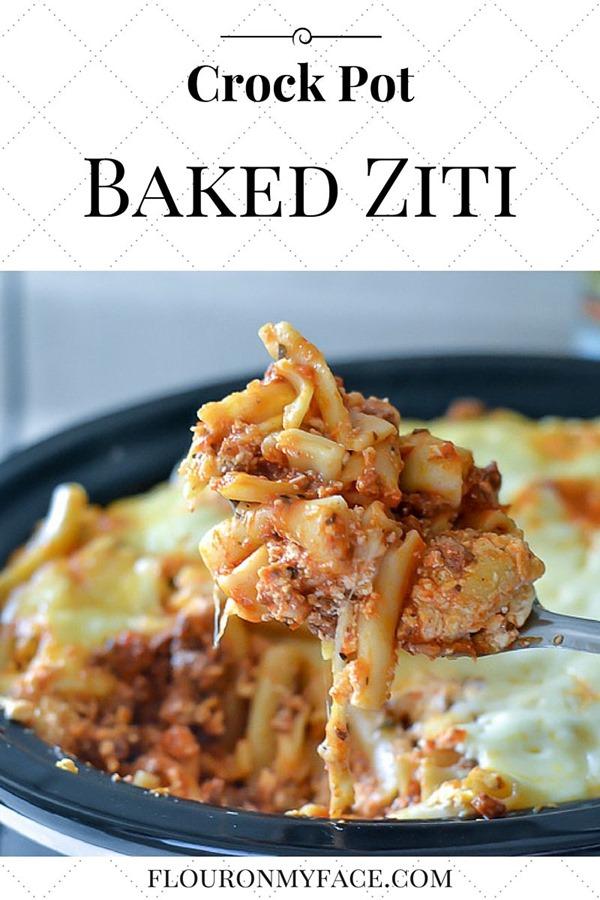 Crockpot-Baked-Ziti-recipe-flouronmyface