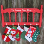 Christmas Stocking Hanger |  Make Your Own