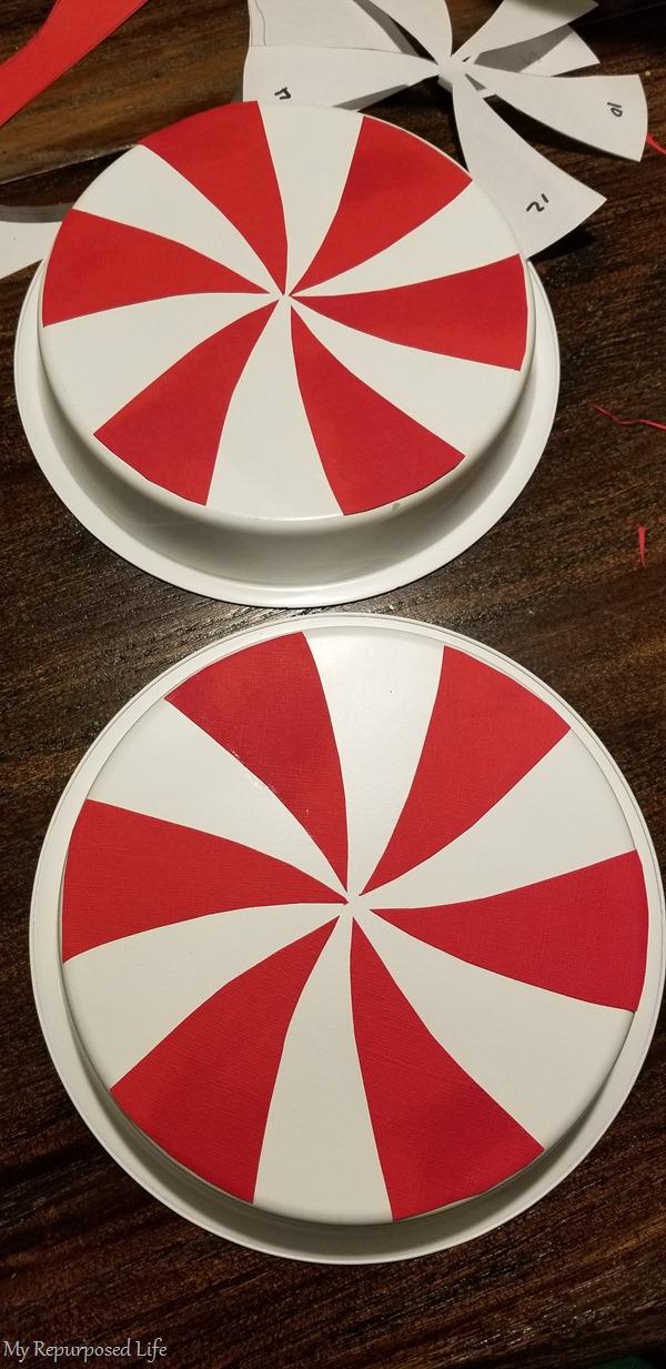 peppermint pinwheel cake pans