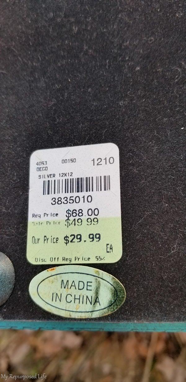 expensive cheap trinket box