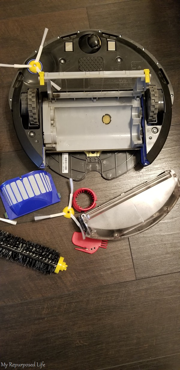 replacemnt parts for roomba