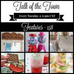 talk of the town 158