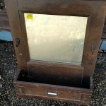 Rustic Pottery Barn Mirror Makeover