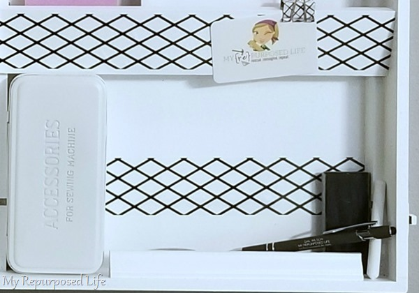 mail organizer pens and more