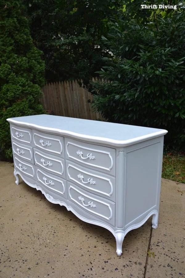 DIY-Dresser-Makeover-French-Provincial