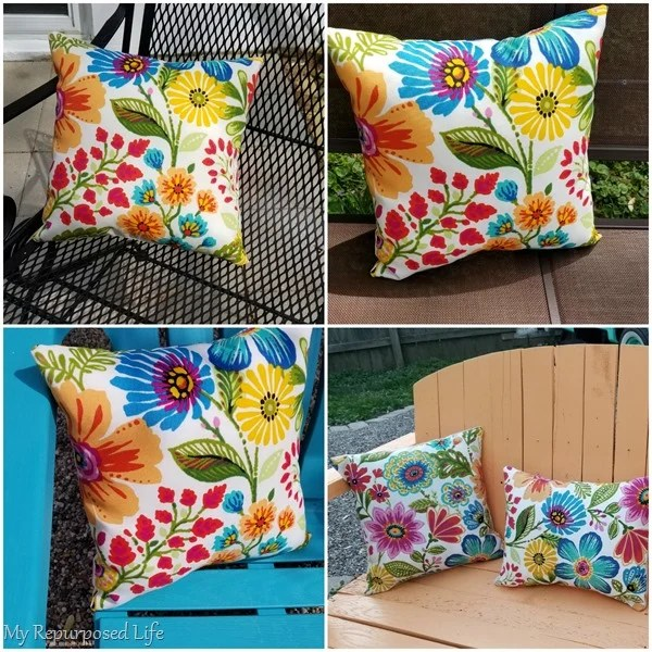 outdoor cushion covers envelope