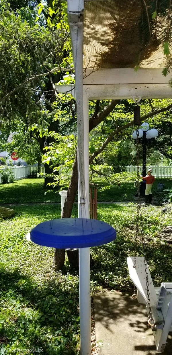 how to string wind chime