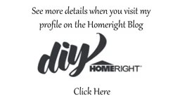 see more details when you visit MyRepurposedLife on the Homeright Blog