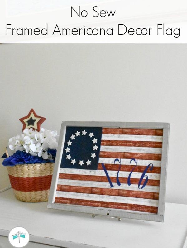 no-sew-framed-americana-decor-flag