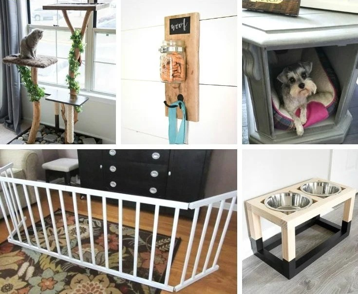 Peachy Pet Projects Diy Ideas For Your Furbabies My Repurposed Uwap Interior Chair Design Uwaporg