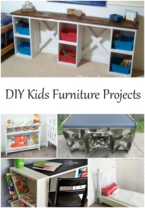 Terrific Diy Kids Furniture Projects My Repurposed Life Rescue Re Gmtry Best Dining Table And Chair Ideas Images Gmtryco