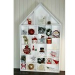 House Cubby Wall Shelf
