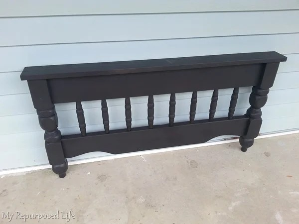 bunk bed shelf project