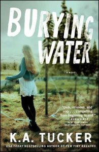 Review Burying Water by K.A. Tucker