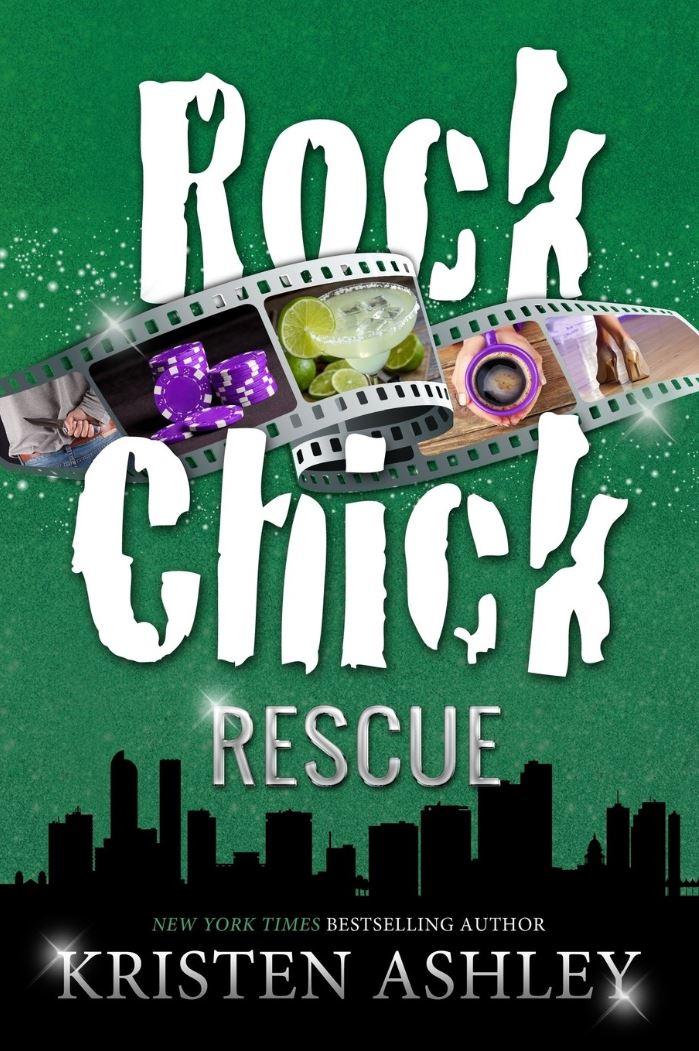 Rock Chick Rescue (Volume 2) Kristen Ashley
