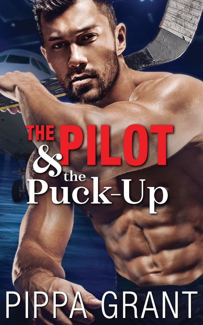 The Pilot and the Puck-Up Pippa Grant