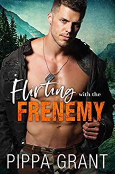 Flirting with the Frenemy (Bro Code, #1) by Pippa Grant