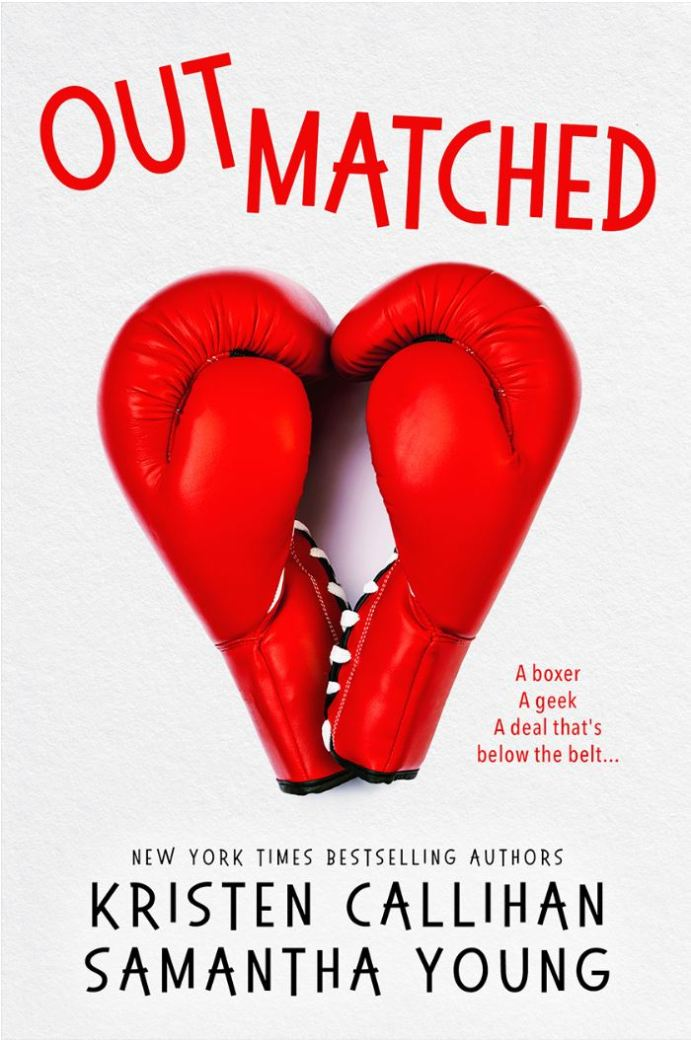 Cover Reveal Outmatched by Kristen Callihan and Samantha Young
