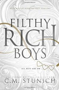 Filthy Rich Boys A High School Bully Romance (Rich Boys of Burberry Prep Book 1)