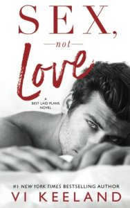 Book Review Sex, Not Love by Vi Keeland