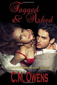 Book Review Tagged & Ashed by CM Owens