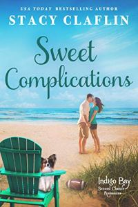 Cover Reveal Sweet Complications by Stacy Claflin